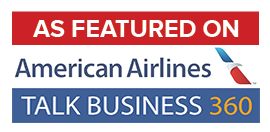 As Featured on American Airlines